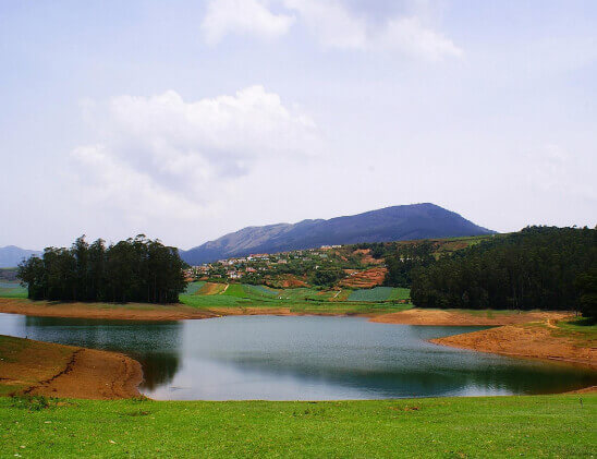Madurai to Ooty Cab Booking
